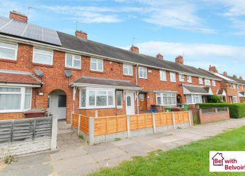 Thumbnail 3 bed terraced house for sale in Kelvin Road, Walsall