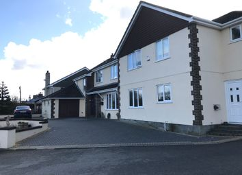Thumbnail 8 bed detached house for sale in Widegates, Nr Looe, Cornwall