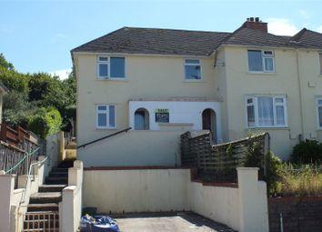 Thumbnail 2 bed flat for sale in St Teilos Road, Pembroke Dock, Pembrokeshire