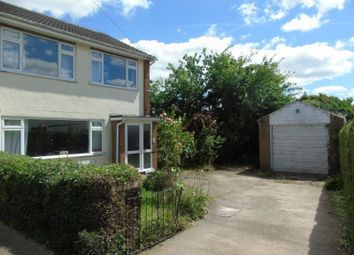 Thumbnail 3 bed semi-detached house for sale in Checkley Close, Ross-On-Wye