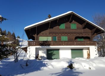 Thumbnail 3 bed chalet for sale in Les Mosses - Vaud Alps, Vaud, Switzerland