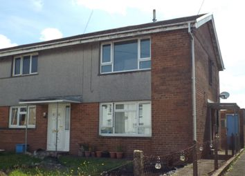 Thumbnail 2 bed flat for sale in Gorsddu Terrace, Penygroes, Llanelli