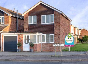 3 bed link-detached house for sale in Obelisk Rise, Kingsthorpe, Northampton NN2