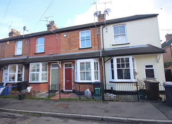Thumbnail 3 bed terraced house to rent in Marlborough Road, Chelmsford, Essex