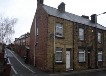 Thumbnail 2 bed terraced house to rent in Hoyle Mill Road, Stairfoot, Barnsley