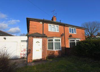 Thumbnail 1 bed flat to rent in Hoggs Lane, Northfield, Birmingham