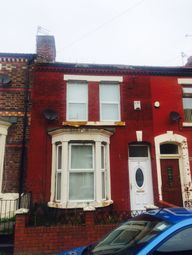 Thumbnail 3 bedroom terraced house to rent in Arundel Street, Liverpool