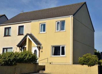 Thumbnail 2 bed semi-detached house for sale in Finch Close, Pembroke Dock