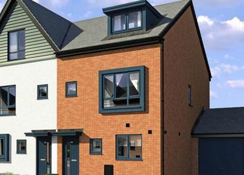"Thumbnail 3 bedroom property for sale in ""The Oakhurst At The Hawthornes @ Amy Johnson"" at Hawthorn Avenue, Hull"
