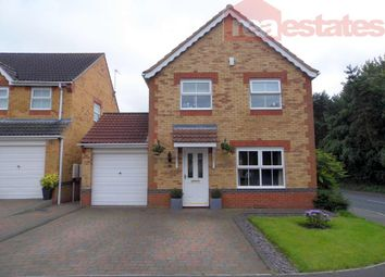 Thumbnail 4 bed detached house to rent in Morton Close, Auckland Park, Bishop Auckland