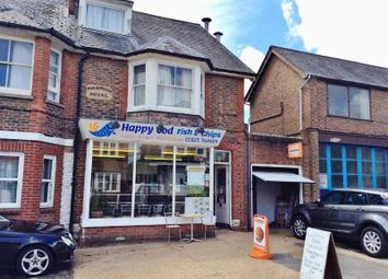 Thumbnail Restaurant/cafe for sale in 42 Framfield Road, Uckfield