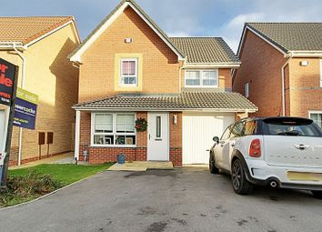 Thumbnail 3 bed detached house for sale in Boundary Way, Hull