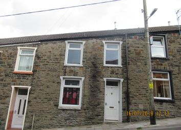 Thumbnail 3 bed terraced house to rent in 39 Mount Pleasant Terrace, Mountain Ash, Rhondda, Cynon, Taff.