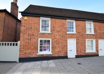 Thumbnail 2 bed cottage to rent in Church Street, Rayleigh, Essex