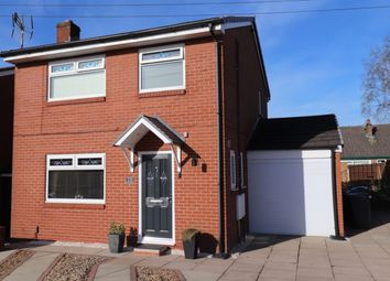 Thumbnail 3 bed detached house for sale in Woolton Close, Ashton-In-Makerfield, Wigan