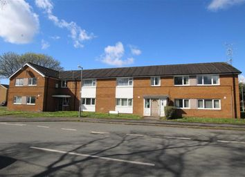 Thumbnail 2 bedroom flat for sale in Stockwell Grove, Wrexham