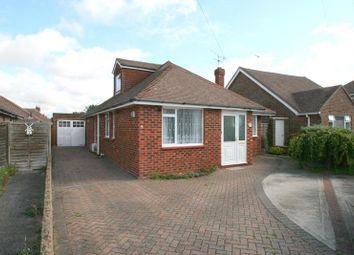 Thumbnail 3 bed bungalow to rent in Windmill Drive, Rustington, Littlehampton