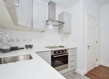 Thumbnail 2 bed flat for sale in Princess Road West, Leicester