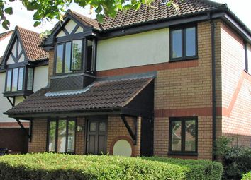 Thumbnail 1 bedroom end terrace house to rent in Lynmouth Crescent, Milton Keynes