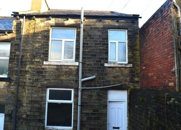 Thumbnail 1 bedroom terraced house for sale in John Street, Milnsbridge, Huddersfield