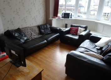Thumbnail 7 bed semi-detached house to rent in Moor Park Drive, Headingley