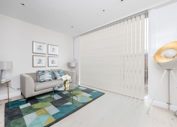 Thumbnail 1 bed flat for sale in Mulberry Place, London