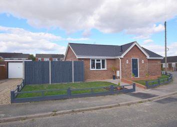 Thumbnail 2 bed detached bungalow for sale in Vandyke Close, Woburn Sands, Milton Keynes