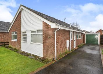 Thumbnail 3 bed bungalow for sale in Broughton Gardens, Lincoln, Lincolnshire, .