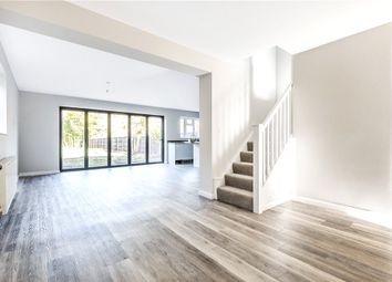 Thumbnail 4 bed detached house for sale in Leslie Road, Chobham, Woking, Surrey