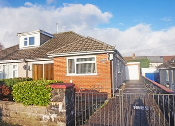 Thumbnail 2 bed semi-detached bungalow for sale in Rhos Avenue, Penpedairheol, Hengoed