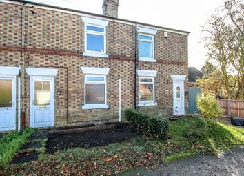 Thumbnail 2 bed terraced house to rent in Seas End Road, Surfleet, Spalding