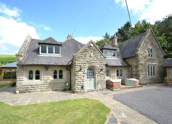 Thumbnail 4 bedroom detached house for sale in Old School House, Church Lane, Moreton, Newport