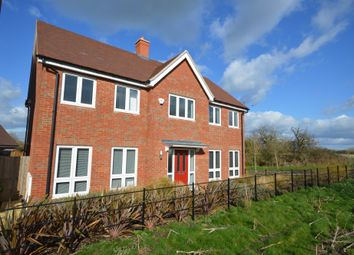 Thumbnail 4 bedroom detached house for sale in Morton Mews, Aylesbury