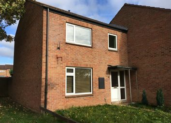 Thumbnail 3 bed end terrace house to rent in Franklin Close, Taunton