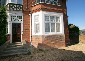 Thumbnail 2 bed flat to rent in St Clares Road, Deal