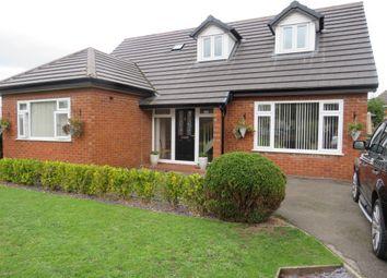 Thumbnail 4 bed detached house for sale in Wharton Bridge, Wharton Road, Winsford