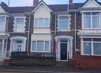 Thumbnail 4 bed terraced house to rent in Felinfoel Road, Llanelli, Carmarthenshire.