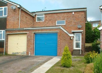 Thumbnail 2 bed semi-detached house to rent in Woodland Rise, Lydney