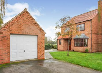 4 bed detached house for sale in Herrod Close, Sutton On Trent, Newark NG23