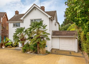 Thumbnail 4 bed detached house for sale in Cranborne Avenue, Hitchin, Hertfordshire