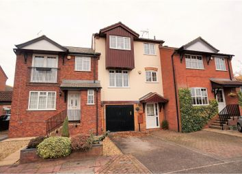 Thumbnail 3 bed town house for sale in Roman Wharf, Lincoln
