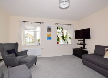 Thumbnail 4 bedroom semi-detached house for sale in Resevoir Way, Hainault, Ilford, Essex