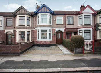 Thumbnail 3 bedroom terraced house for sale in Cedars Avenue, Coundon, Coventry, West Midlands