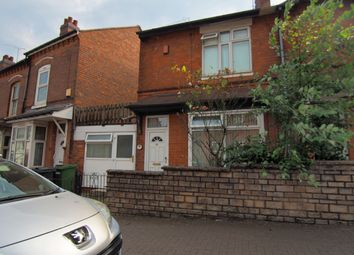 Thumbnail 2 bed end terrace house for sale in Victoria Road, Handsworth, Birmingham