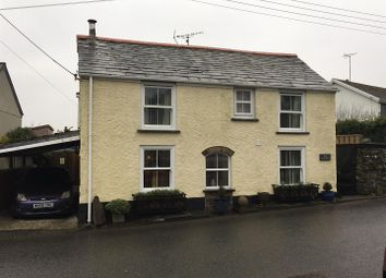 Thumbnail 3 bed detached house for sale in St. Teath, Bodmin