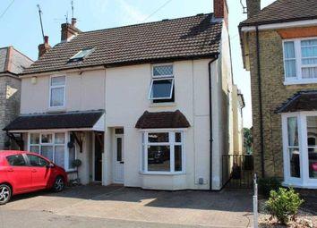3 bed semi-detached house for sale in Albemarle Road, Willesborough, Ashford TN24