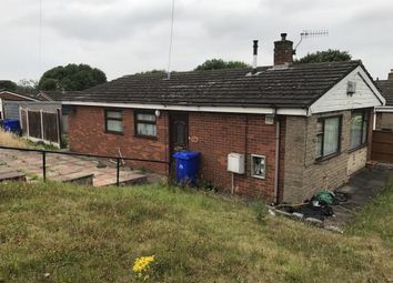 Thumbnail 3 bed bungalow for sale in Clermont Avenue, Stoke-On-Trent, Staffordshire