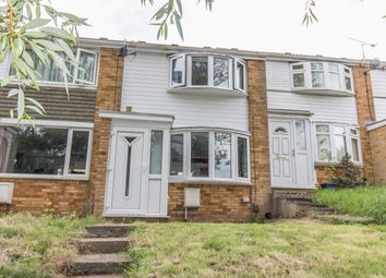 Thumbnail 2 bed terraced house for sale in Carew Walk, Bilton, Rugby