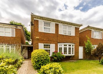 Thumbnail 4 bed detached house to rent in Cotswold Close, Kingston Hill