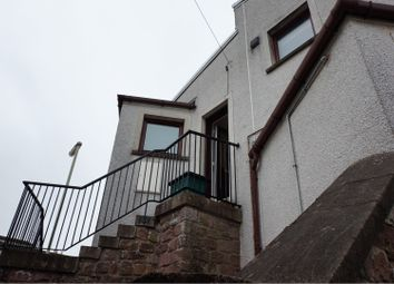 Thumbnail 2 bed maisonette for sale in City Road, Brechin